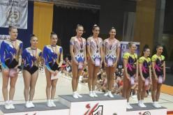 Hungarian Aerobic Open: ezüstérmes aradi lányok