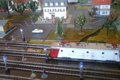 Vasútmodell-kiállítás