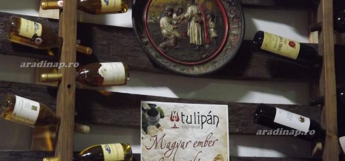 A St. Andrea Szőlőbirtok a Tulipánban
