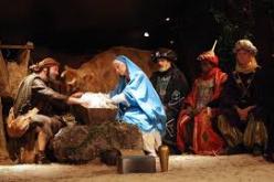 Élő Betlehem Pécskán
