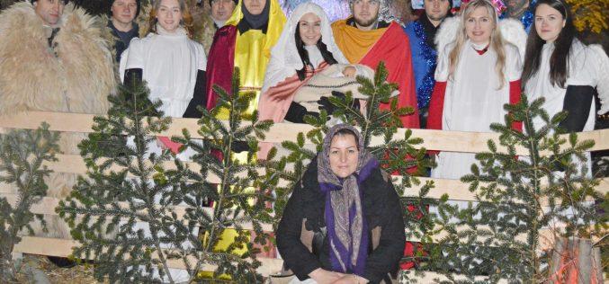 Élő Betlehem Pécskán: megcsodálták