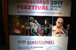 Sikerhalmozás: Budapesten vendégszerepel az Aradi Kamaraszínház
