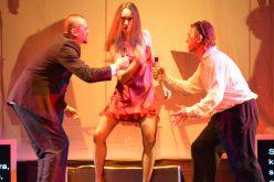 Aradi Kamaraszínház: három előadás Budapesten