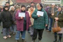Románok tüntettek a Nagy Egyesülés Emlékműve ellen