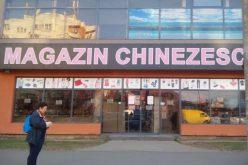 Az ANAF lelakatolta a kínai boltot a Vlaicu-negyedben