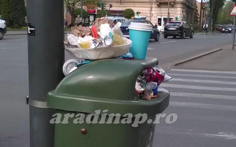 """Arad megint """"importálja"""" az utcaseprűt: most Nagyváradról"""