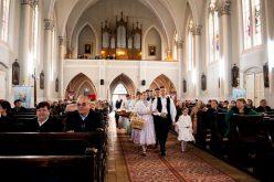 Hét évtized után ismét ételt szenteltek Pécskán