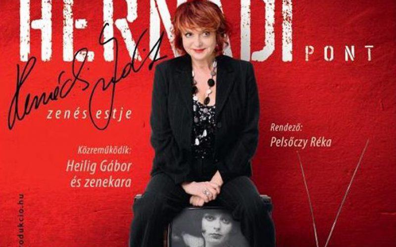 Kamaraszínház: Hernádi Judit önálló estje