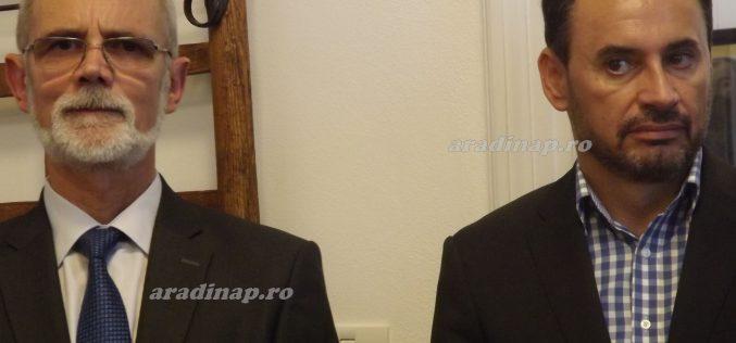 Arad aláírta a partnerszerződést Lendvával