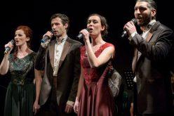 Kamaraszínház: magyar nótaest Éder Enikővel és a Shake Kvartettel