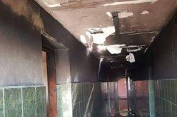 Tűz a borosjenői gyermekotthonban