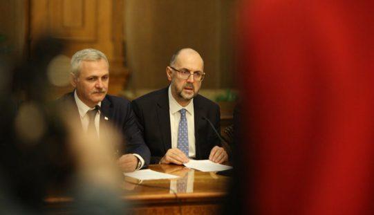 Grindeanu és Dragnea is körbeudvarolta az RMDSZ-t