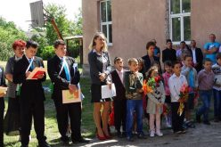 Utoljára ballagtak nyolcadikosok Kisperegen