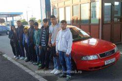Hiúság-legyezgetés a gyártónak: kilencen egy Audi  A4-esben