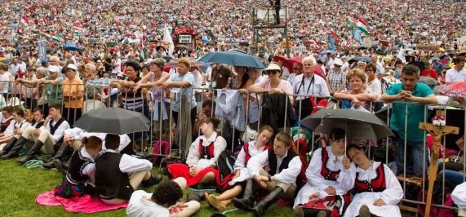 Erdélyi magyar érték lett a csíksomlyói búcsú