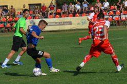 Felkészülési mérkőzés: UTA-Szeged 2011 3-0