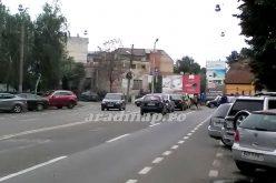 Új körforgalom a belvárosban