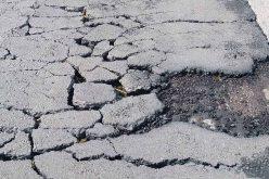 Most javították: szétporlad a Nagyiratos-Kisiratos út