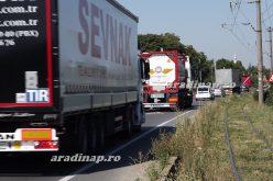 Kamionkorlátozás az utakon