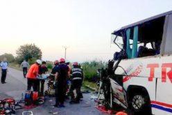 Tragikus baleset Szentanna és Kürtös között