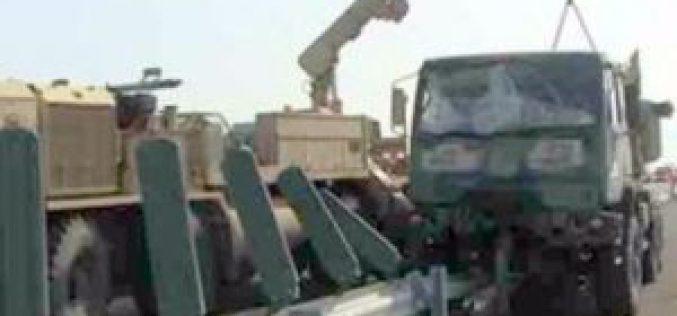 NATO-baleset az autópályán