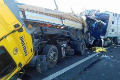 Tragikus baleset az autópályán