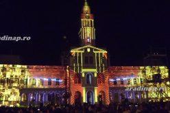 Premier: fényfestés a Városházára [VIDEÓ]