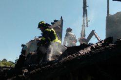 Tűz: egy férfi meghalt