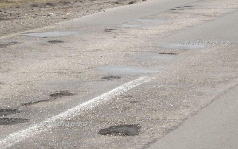 Évekre az Arad-Világos út felújítása: kényszeralternatíva