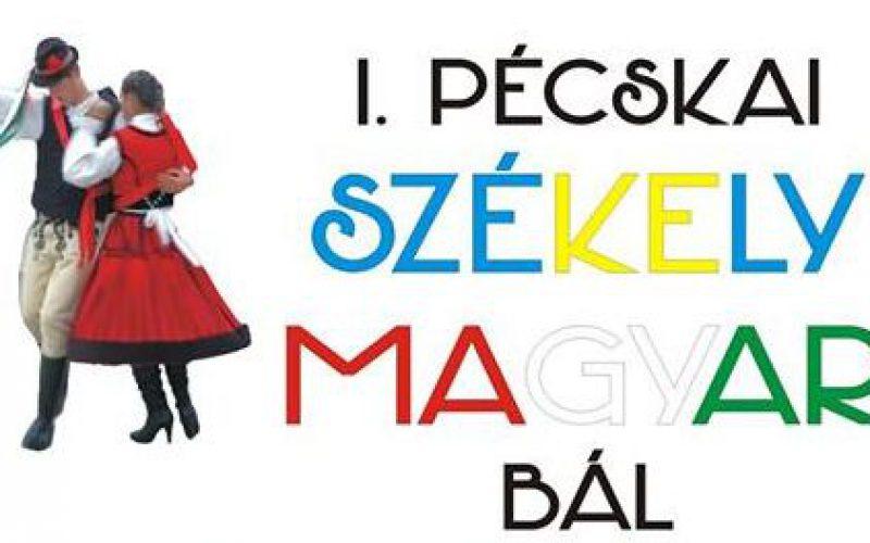 I. Pécskai Székely Magyar Bál