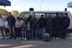 Erősödő migráns-nyomás a román-magyar határra
