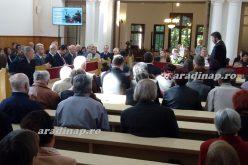 Nyitó istentisztelet az Arad-belvárosi Református Templomban