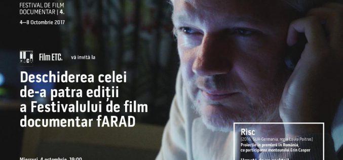 Szerdán rajtol a fArad Dokumentumfilm-fesztivál