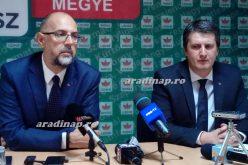 """Kelemen Hunor aradi sajtótájékoztatója: """"szájba vertek minket"""""""