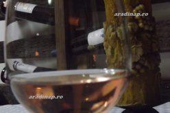 Barcza Bálint borkóstoltat a Tulipánban