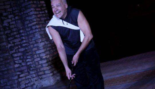 Kamaraszínház: Versek között Harsányi Attilával és Balog Józseffel