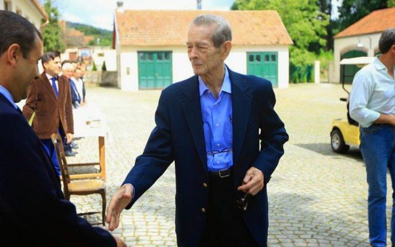Királyi buli: ma 96 éves I. Mihály