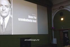 Két előadás Jávor Pálról, filmvetítés