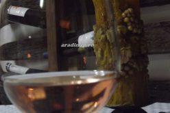 Sebestyén Csaba borkóstoltat a Tulipánban
