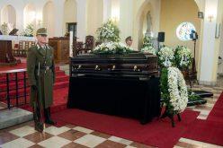 Bognár Levente képviselte Aradot Almási István temetésén