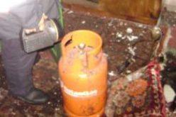 Felrobbant egy gázpalack Borossebesben