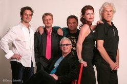 Retro buli a Városháza előtt: Saragossa Band