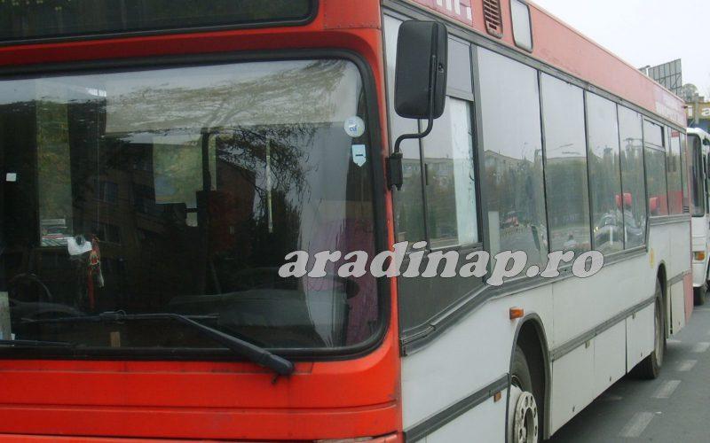 Ócskavas buszok Aradnak egymilláért