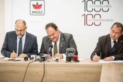 Autonómia: RMDSZ-EMNP-MPP közös állásfoglalás