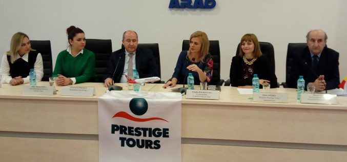 Arad-Antalya: a Prestige Tours is újratölt