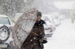 Sárga hó- és viharjelzés Arad megyére