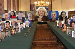 A parlament bizalmat szavazott a Dăncilă-kormánynak