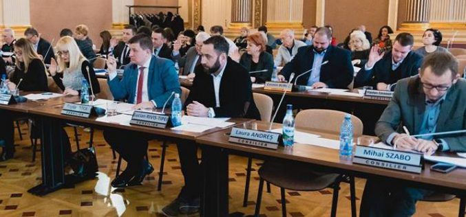 Megszavazták Arad költségvetését
