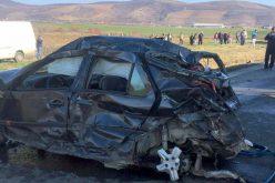 Halálos baleset Ópálosnál