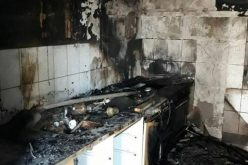 Három gyerek főzni akart: felgyújtották a konyhát